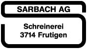 Logo Sarbach AG Schreinerei