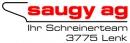 Logo Saugy Schreinerteam AG